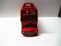 Disney Pixar Cars 2 Movie Double Decker Bus