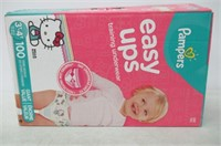 Pampers Easy Ups Pull On Disposable Training