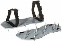 Kraft Tool Hi-Craft HC178 Gunite Spiked Shoes,