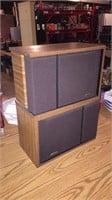 Pair of Bose Speakers
