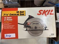 "Skil 7 1/4"" Circular Saw"