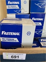 Large Lot Fastenal Misc. Rivets