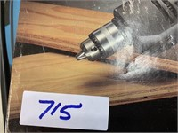 Black and Decker Electric 3/8 Drill
