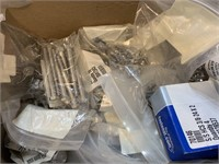 Major Inventory Lot of Stainless Steel Bolts
