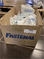 Major Inventory Lot of Fastenal Bolts