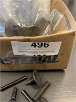 Lot of Many Fastenal Hardware Pieces