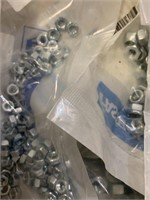 Major Inventory Lot of Fastenal Nuts