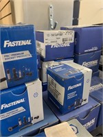 Lot of Fastenal Fasteners