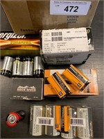 Lot of Misc. New Batteries