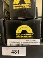 Large Lot-Holo Krome Fasteners