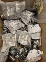 Large Lot of Misc. Fasteners