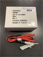Electrical Tester Leads