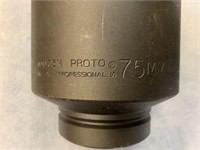 Proto 75MM Impact Socket