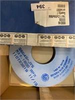 "NORTON 14"" x1-1/2"" Grinding Wheel"