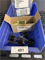Lot of Industrial Wire Brushes