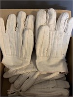 Lot of Hot Mill Work Gloves