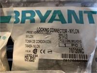 Bryant Locking Connectors