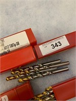 NEW Dormer High Quality Drill Bits