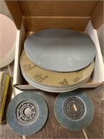Lot-Assorted Industrial Supplies