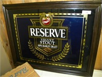 beer sign auction 1-19