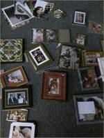 Lot of Approx 45 Asstd Frames & Cast Photos