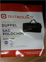 """NEW Outbound 28"""" Rolling Duffle Bag NWT $25"""