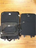 Jetstream 4pc Luggage Set