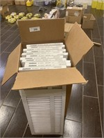 (11) Pro Fitter 10x24x1 Air Filters