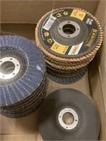 "Lot of  4 1/2"" Cutting-Abrasive Wheels"