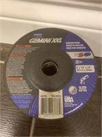 "Norton Gemini XXL 5"" Grinding Wheels"