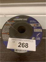 "Norton Gemini XXL 4 1/2"" Grinding Wheels"