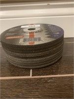 """Lot of Metabo 7"""" Cutting Wheels"""