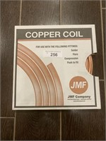 JMF Copper Coil