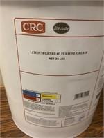 CRC 35LB Pail Lithium General Purpose Grease