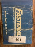 "Fastenal 3/4"" x 2 1/2"" Hex Nut Anchors"