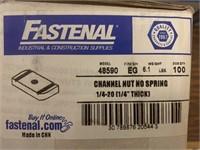 Fastenal 48590 Channel Nuts