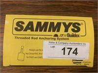 Sammys Threaded Rod Anchors