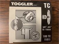 Lot Toggler Anchors