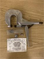 Hoover PressNSnap Tool