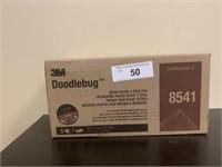 3M Doodlebug Brown Scrub N Strip Pads