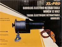 XL-Pro 6000LB Electric Winch