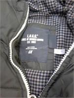 Lot of 2 H&M & Walls Vest & Jacket -Good