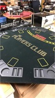Poker Table Top/ Poker Chips/ Cards
