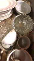 Deal of Glassware