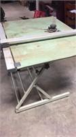 Folding Drafting Table