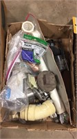 Tools, Wires, Nails, Plumbing Supplies, Phone