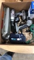 Pony Pump, 18v Cordless Drill & Flashlight,