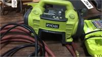 Ryobi Super Charger, Ryobi Inflator/ Deflator,