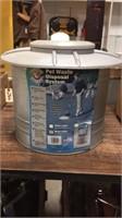 Pet Waste Disposal System