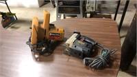 B&D Circular Saw & Sears Auto Scroller Saw